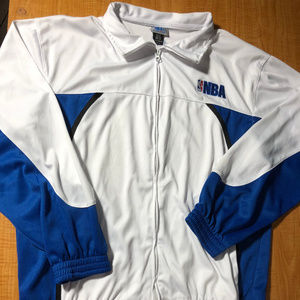 NBA Warmup Jacket - NBA Elevation - Mens Small S